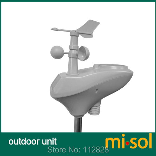 MISOL / IP OBSERVER napelemes vezeték nélküli Internet - Mérőműszerek - Fénykép 4