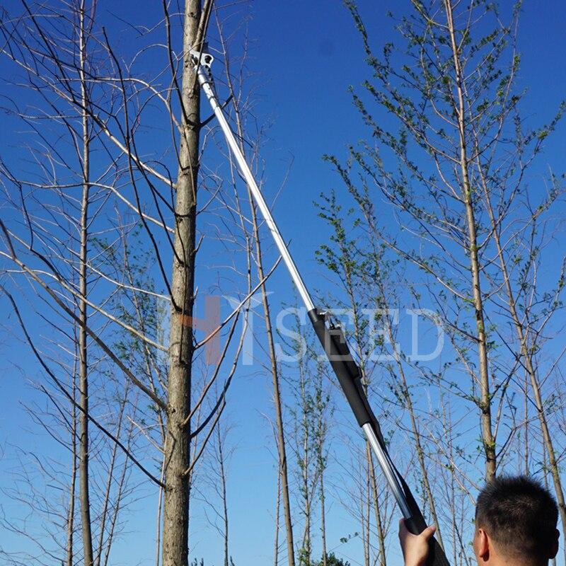 super light long reach hand pruner (battery working whole day long )