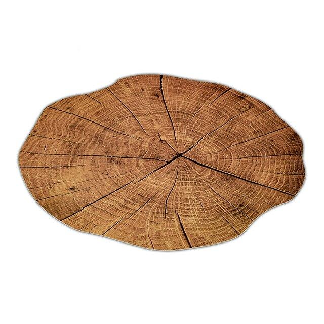 2 шт./партия деревянные подложки под столовые приборы коврик для чашки с чаем кофейная кружка в скандинавском стиле украшение стола шлифовочный диск коврики коврик для домашний декор для стола