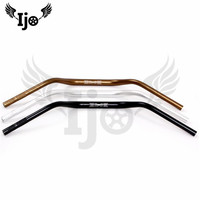 745mm Steering wheel Aluminum Handle bar Motorcycle handlebar 7/8 inch 22MM Bike Dirt Bike High quality handlebar parts