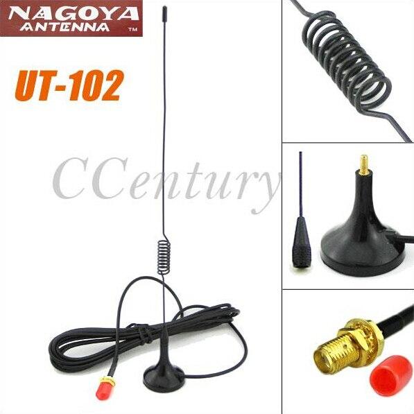 Нагоя UT102 автомобиль мобильная антенна для Kenwood BAOFENG UV5R плюс UV5RA UV3R + UV3R плюс 65
