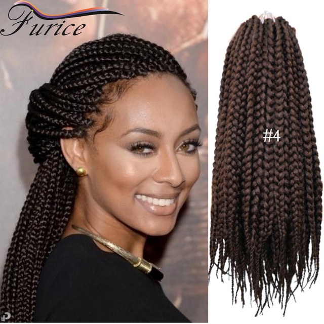 Jumbo Box Braids Hair Extension Long Box Braids Styles Senegalese
