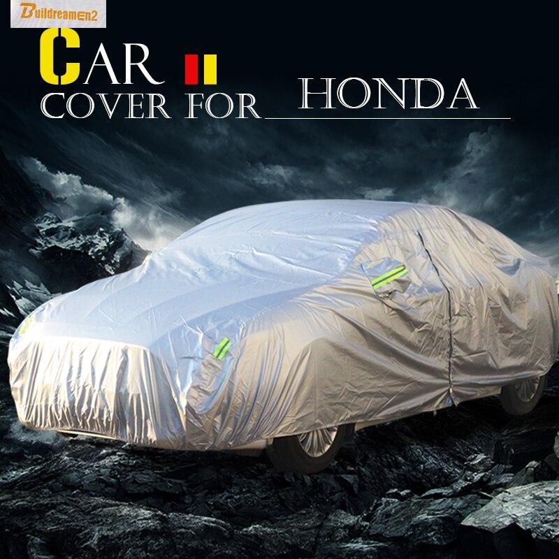 Buildreamen2 Full-Car-Cover FR-V Honda Waterproof for Element Passport Legend Airwave