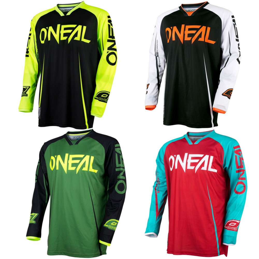 2018 new Enduro Jeresy Downhill Jersey MTB Off road long motorcycle Racing Riding Cycling Jersey long T-shirt