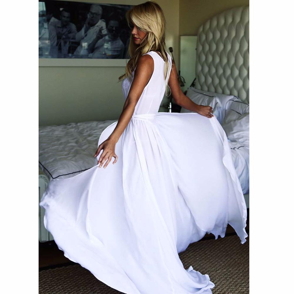 YEJIA-FASHION-Casual-Loose-Women-Long-Maxi-Chiffon-Beach-Dress-White-Red-Sexy-Summer-Boho-V (1)