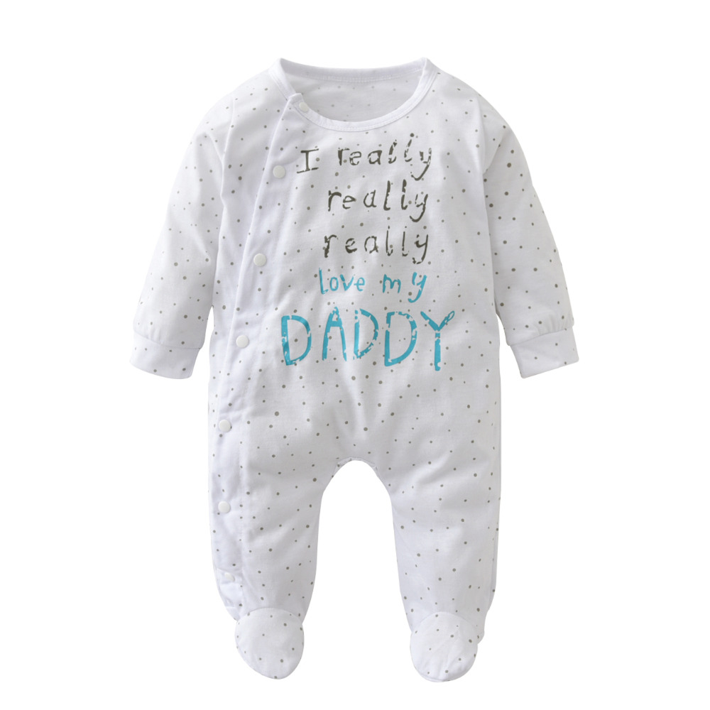2017-New-Baby-Boy-Clothes-Boys-Girls-Clothing-Baby-rompers-Baby-Clothing-I-Love-My-Mom-and-Dad-Unisex-Long-sleeved-Clothing-Set-2