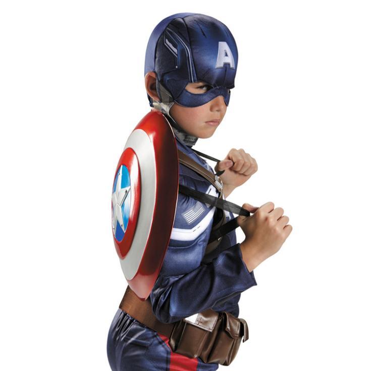 costume carnevale capitan america bambino
