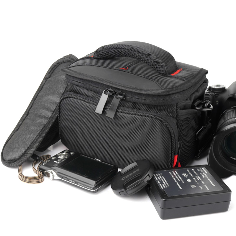 High Quality MINI Bag Camera Bag Case For Panasonic <font><b>LUMIX</b></font> <font><b>GX7</b></font> GX1 GM1 GF8 GF7 GF6 GF5 FZ70 LX100 LZ20 LZ35 FZ72 FZ45 FZ60 FZ70 image