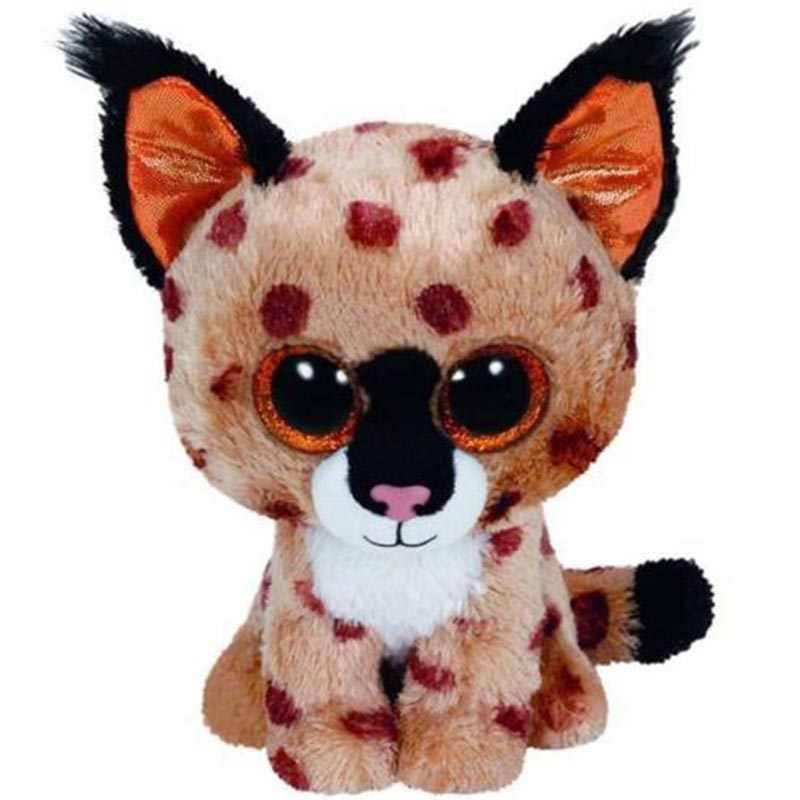 Ty Beanieน่ารักนกฮูกลิงยูนิคอร์นPlushตุ๊กตาของเล่นตุ๊กตาตุ๊กตาตุ๊กตาตุ๊กตาตุ๊กตาตุ๊กตา 15 ซม.