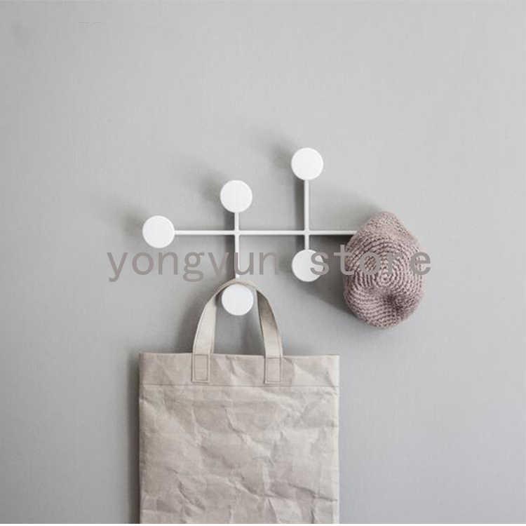 Minimalist Modern Simple Design Wall Mounted Coat Rack