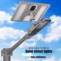 LED integrated solar energy street lamp, home garden landscape factory square, municipal road lighting intelligent lamp
