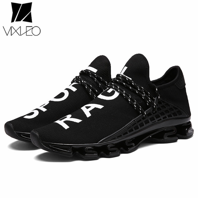 VIXLEO 2018 Casual Shoes Breathable High Hop Slipon Men Trainers Zapatillas  Hombre Presto Tenis Masculino Ultras Boosts Krasovki 2a4373f7bc6