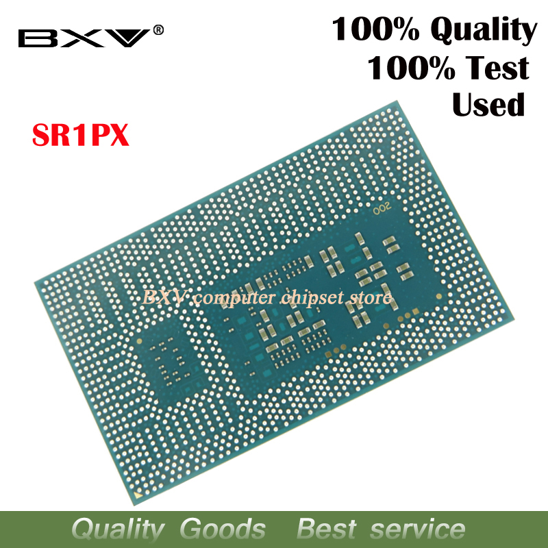 SR1PX I7-4710HQ SR1PX I7 4710HQ BGA чип 100% Тесты работы и хорошего качества