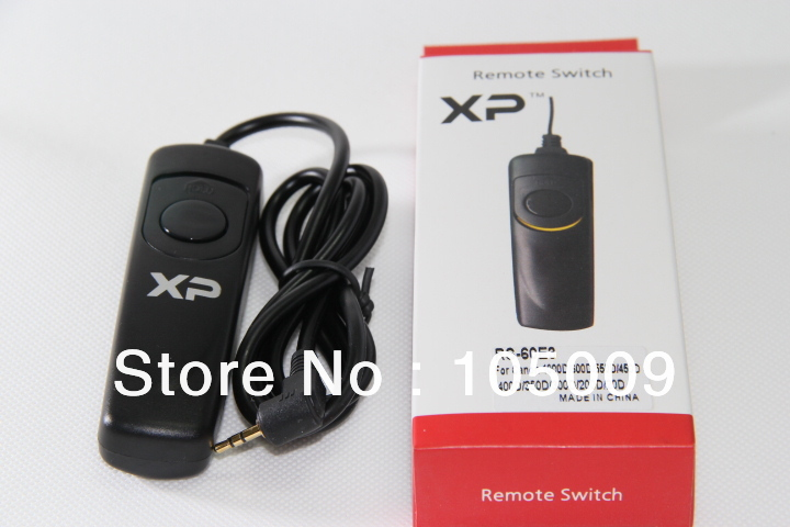 RS-60E3 Remote Shutter Release Control cord for Canon 800d 750d 760d 700d 650D 550D 60D 600d G1X/G15/G12 100d 80d 70d 1200d