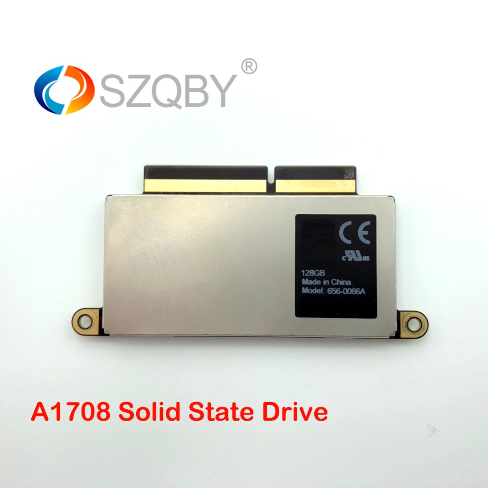 Original 2016 2017 Year SSD for MacBook Retina 13 A1708 Solid State Drive 128GB 256GB 512GB 1TB image