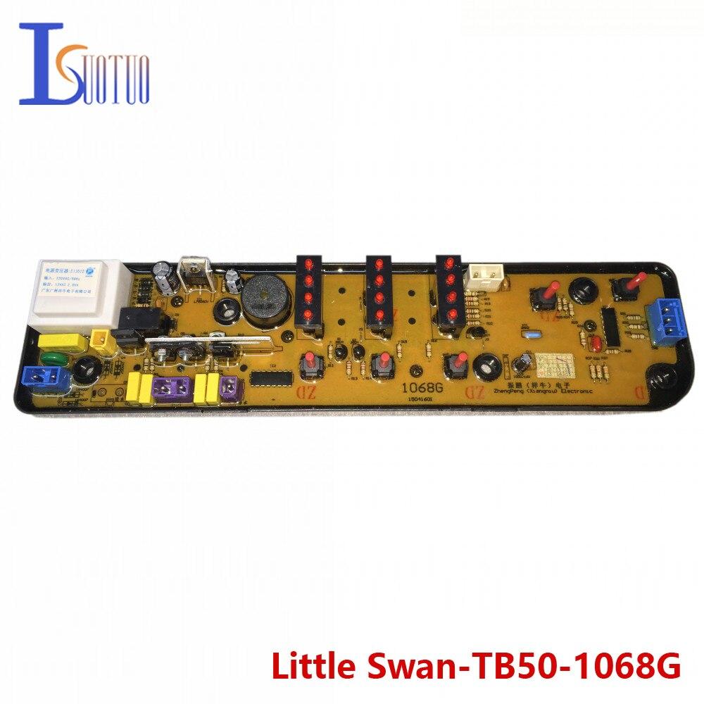 Little Swan washing machine brand new computer board TB50-1068G TB60-1068G MB60-3006G 95% new original good working for washing machine board tb50 1068g tb60 1068g tb53 1068g motherboard 98% new