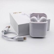 IFANS originais TWS i9s mini Air Vagens vagens de ouvido sem fio Bluetooth estéreo baixo fones de ouvido Para xiaomi meizu pop airdot EP52 m9X 10 tws