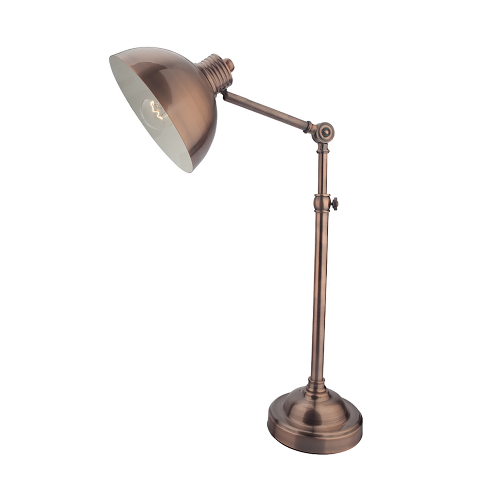 Modern Desk Lamp Led Reading Light Night Iron Material For Bedroom Bedside Table Lamp E27 Bulb Table Lamp
