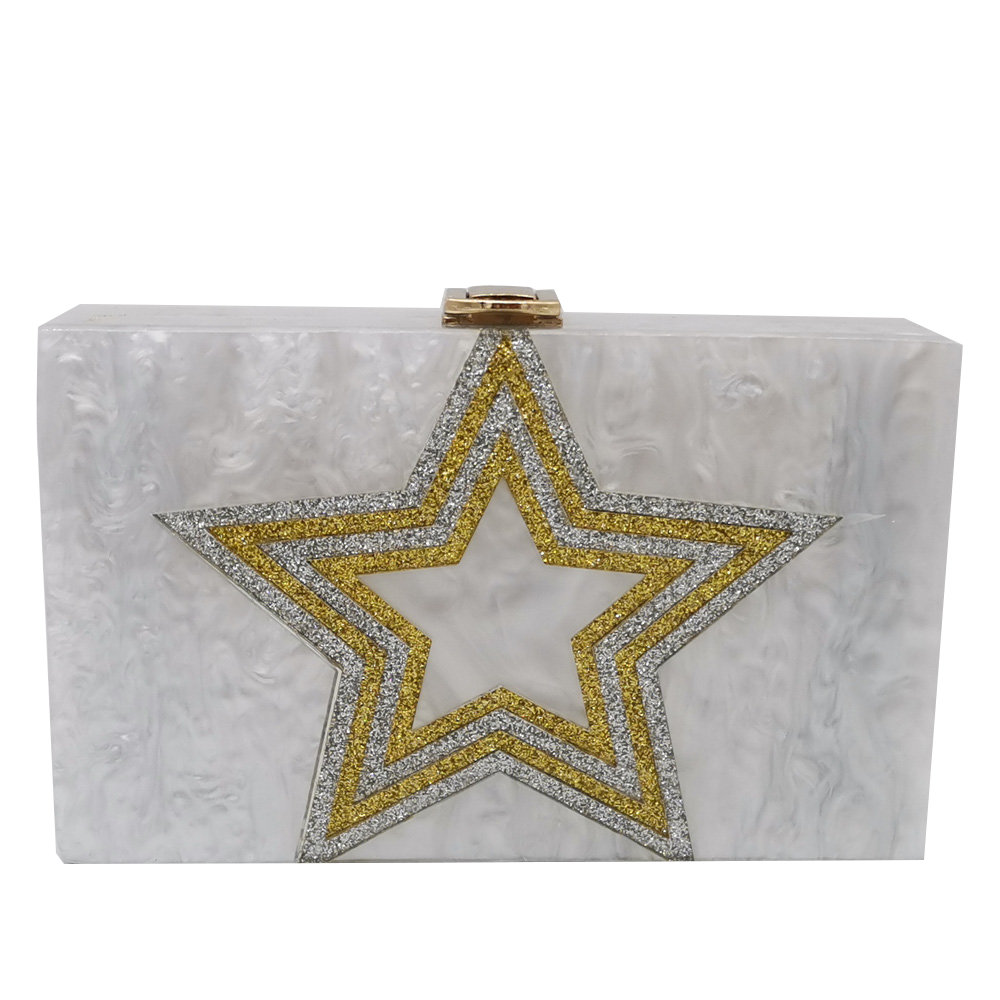 Star Acrylic Bag (20)