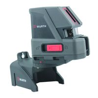 Wurth лазерный уровень разграничения устройства cll11 Лазерные уровни