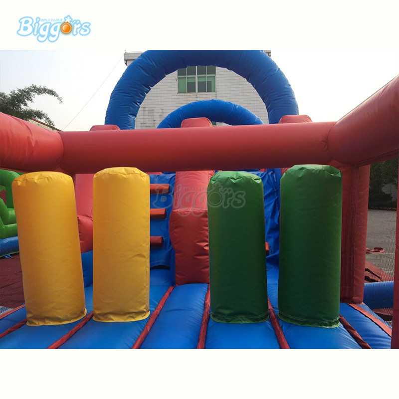 Inflatable obstacle course (5)