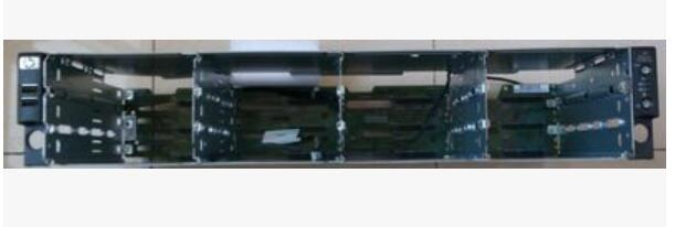 Original Power Backplane and cage For DL180G6 596106-001 587326-001 500188-003