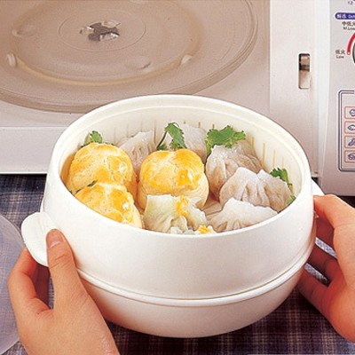 صحي الأبيض المحمولة باخرة الميكروويف - المطبخ ، الطعام وبار