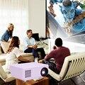 HD Mini ПРИВЕЛО Проектор Full HD 1080 P Цифровой Портативный Проектор ЖК-Видео HDMI Проектор Для Домашнего Кинотеатра Beamer 800 Люмен Бесплатная Доставка корабль
