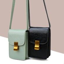 Crossbody Bag for Women 2019 Luxury Handbags Women Bags Designer Leather Flap Shape Women's Purse Handbag Phone Bag sac a main