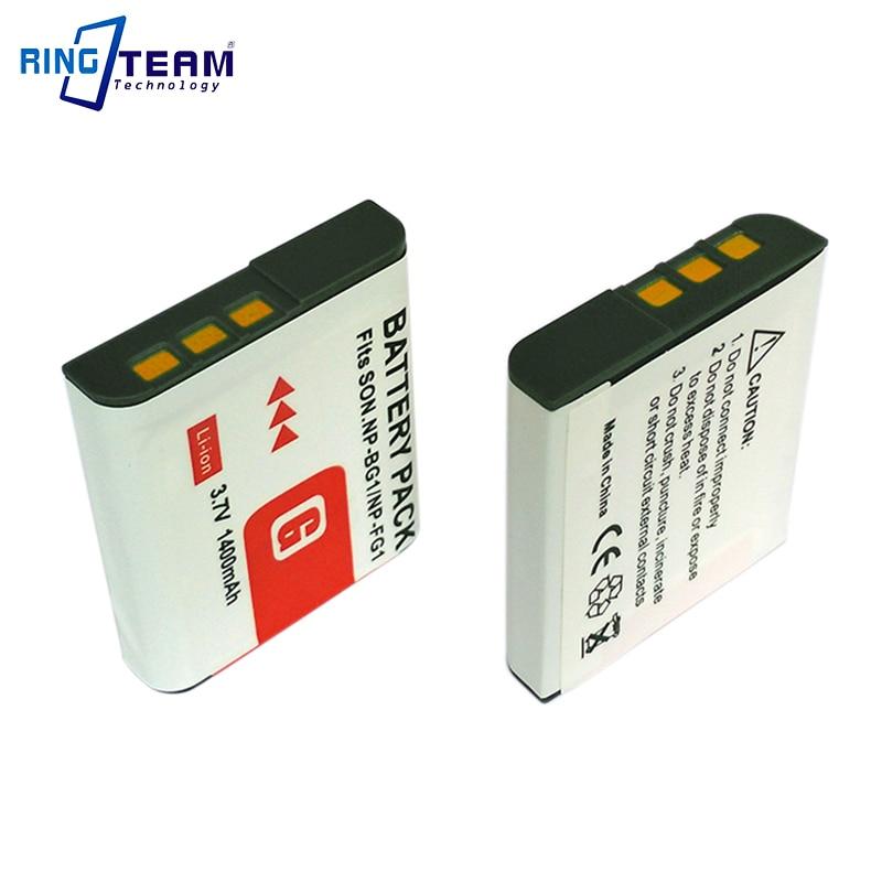 Effizient Jhtc Batterien Für Sony Np Bg1 Batterie 1400 Mah Np-bg1 Für Sony Cyber-shot Dsc-h3 Dsc-h7 Dsc-h9 Dsc-h10 Dsc-h20 Dsc-h50 Dsc-h55 Digital Batterien Batterien