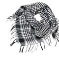 1PC Unisex Winter Scarf Fashion Women Men Arab Shemagh Keffiyeh Palestine Plaid Scarf  Women Wrap Foulard Femme Bufandas