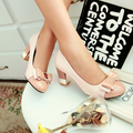 Big Size 11 12Pumps Kitten heels woman with sandals, Roman shoes for women's shoes autumn New England joker leisure shoes
