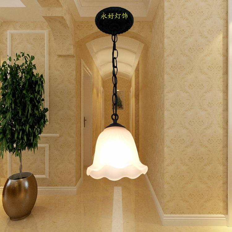endant light pendant lamp bar FREE SHIPPING 2PCS EMS Aisle lights single pendant light brief fashion lamps small ZCL