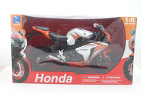 NEWRAY 1/6 Scale Motorcycle Model Toys HONDA CBR 1000 RR Motorbike Diecast Metal Model Toy For Collection,Gift,Kids