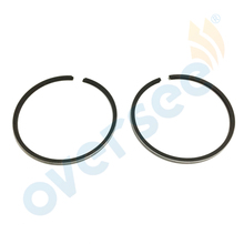 356-00011-0 Piston Ring Set for Tohatsu 40D 50D Outboard Engine 40HP 50HP boat motor aftermarket part
