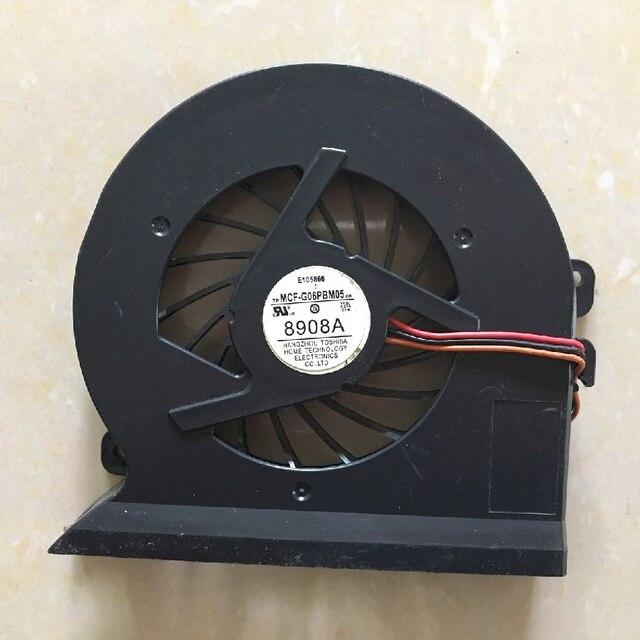 New Laptop CPU Fan for SAMSUNG R503 R505 R510 R509 R508 R507 R519 R700 R710 Cooling Fan