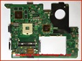Placa madre para asus n76vj n76vb n76vm n76v n76vm rev: 2.2 madre del ordenador portátil 2g 100% probado