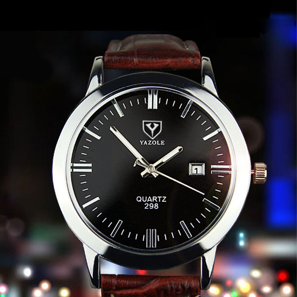 YAZOLE Wristwatch Wrist Watch Men Watches 2017 Top Brand Luxury Famous Male Clock Quartz Watch for Man Hodinky Relogio Masculino bayo akinnola using fuzzy logic in patient computer assisted diagnosis
