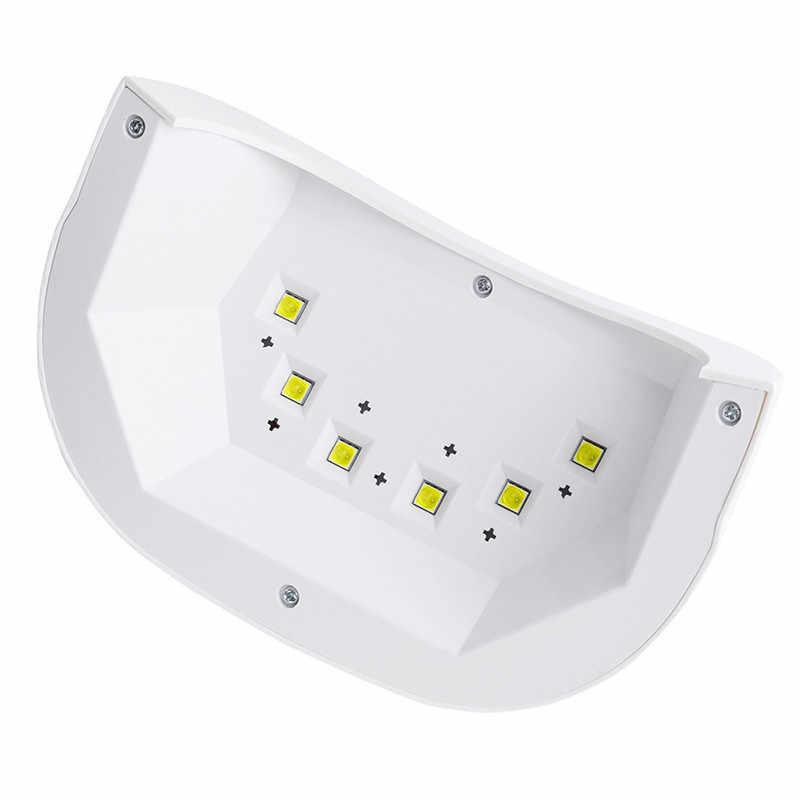 12 w UV LED נייל מנורת ג 'ל אשפרה מנורת אור מייבש לק ציפורניים אמנות מכונת USB תשלום מקצועי מניקור פדיקור מכונת
