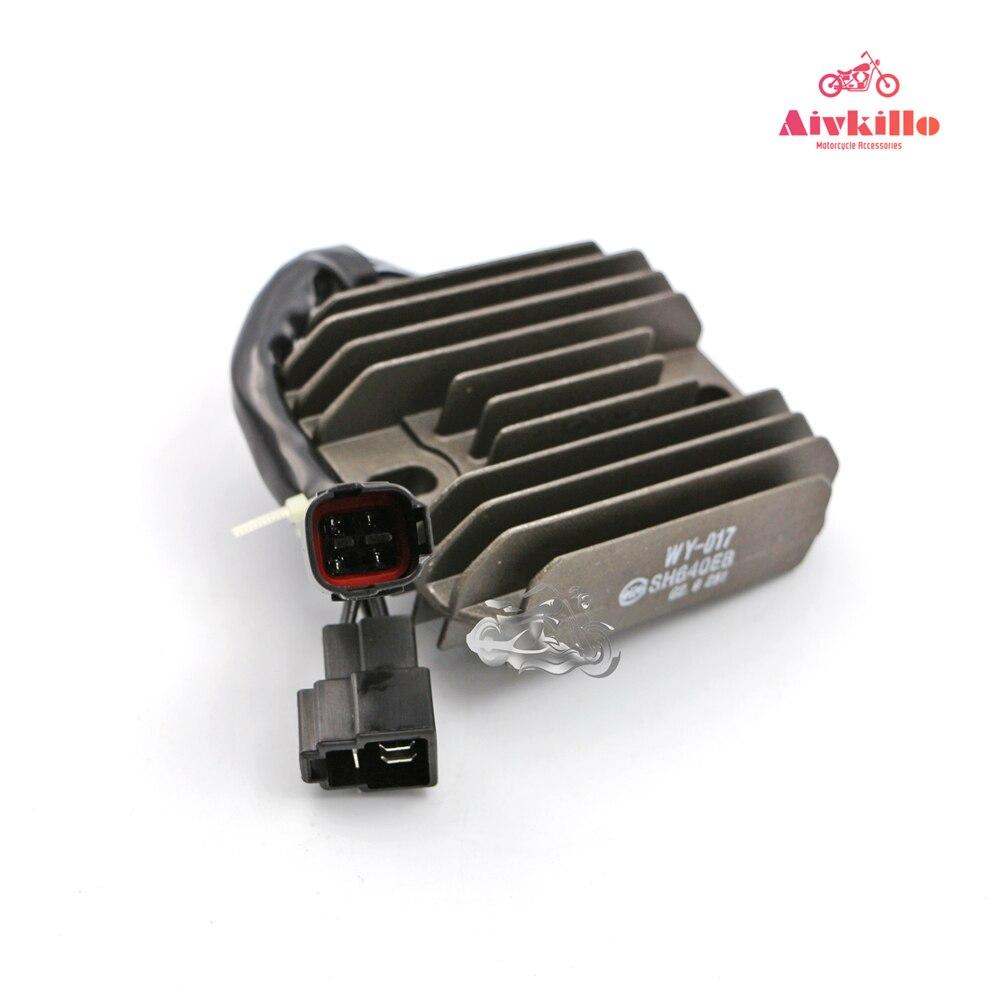 2005-2009 2007 2008 Intruder LC Voltage Rectifier Regulator For Suzuki VL1500