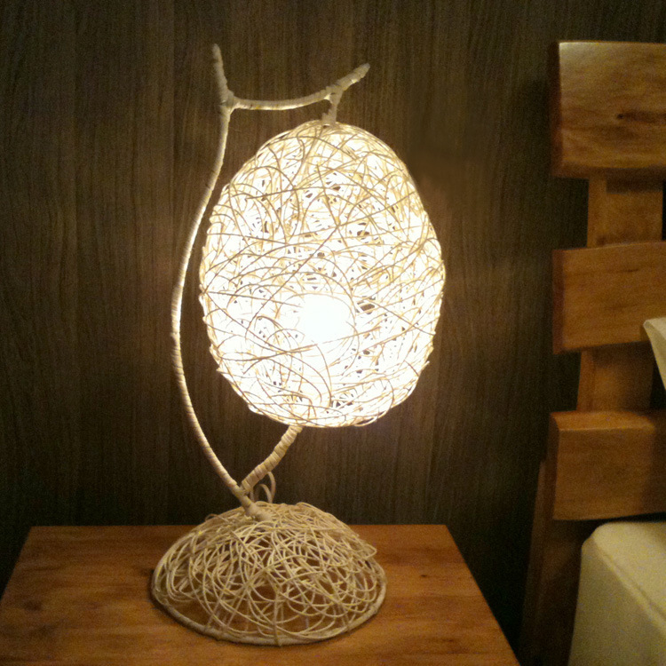Table Lamp Creative Fashion Lighting Bedside Bedroom ...