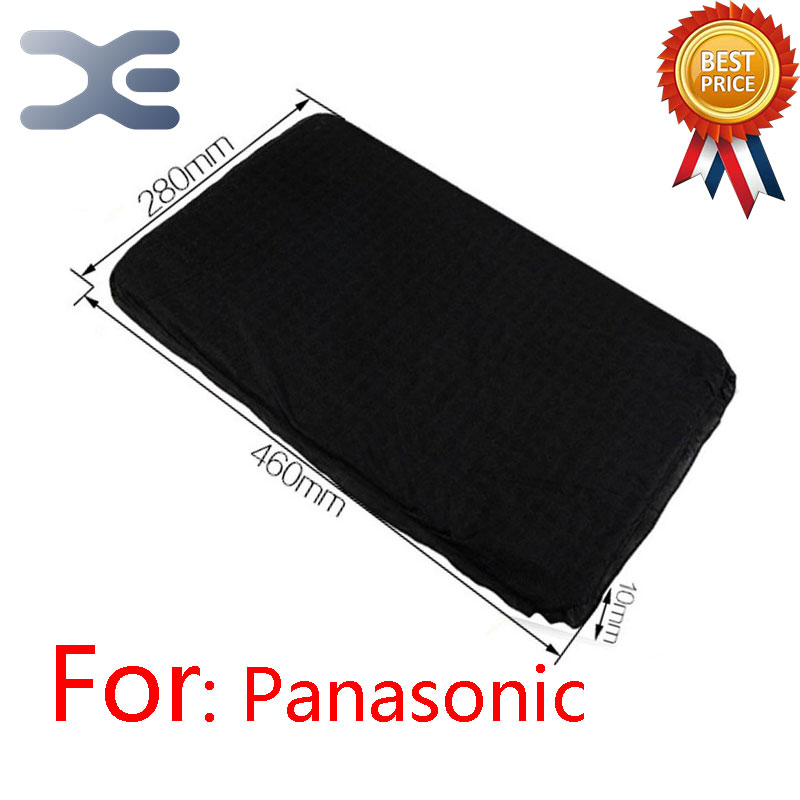 Adaptation For Panasonic F-VXG70C Air Purifier Adapter Activated Carbon Deodorant Filter F-ZXGF70C Air Purifier Parts adaptation for panasonic f vxg70c air purifier dust hepa filter f zxgp70c air purifier parts