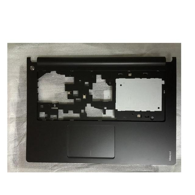 GZEELE New for Lenovo Ideapad S400 S405 S410 S415 Upper Palmrest Case black AP0SB000100 keyboard bezel house cover