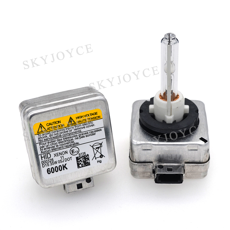 SKYJOYCE 12V 35W D1S HID Xenon Bulb D1S Ceramic 3000K 4300K 5000K D1S 6000K 8000K 10000K HID Xenon D1S Auto Car Headlight Bulb (8)