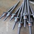 1 шт. Швп Sfu1605-l1000mm + 1 шт. RM 1605 Ballscrew Ballnut для ЧПУ и BK12/BF12 стандартной конец механической Частей ЧПУ
