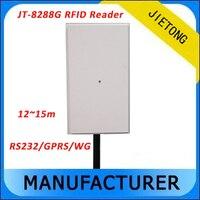GPRS Rfid UHF passivo long range reader 12-15 M lettore di schede lettore di tag