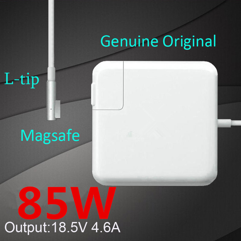 High Quality Original 85W MagSaf* Laptop Power Adapter Charger (WITH LOGO) For Apple MacBook Pro 15''17''A1222 A1260 A1286 A1343
