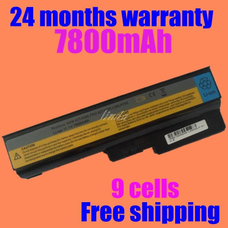 JIGU Laptop Battery for lenovo 3000 G430 G450 G530 G550 B460 B550 G555 N500 IdeaPad V460 Z360 LO8N6Y02 L08L6C02 L08S6C02