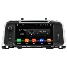"Android 8.0 2 din Octa core 8"" 4GB RAM 32GB ROM Car DVD Multimedia Player Radio Wifi GPS Navigation For Kia K5/Optima 2015"