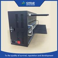32 сим-картами 32 gsm-модем с портом пул Wavecom Q2303 оптом получать sms модемный пул